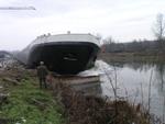 Поринуће брода у Бачком Моноштору