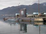 Arsenal u Tivtu, podmornice