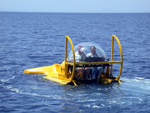 Истраживачка подморница Института за наутичку археологију