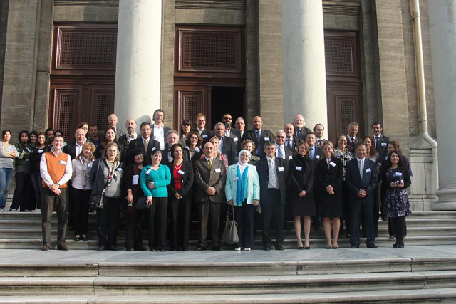 UNESCO Regional Meeting, Istanbul 2010