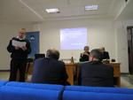 Седница Удружења капетана унутрашње пловидбе, Доњи Милановац
