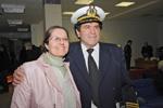 Гордана и капетан Сони, фотографија Станоје Радуловић