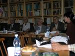 Учесници скупа у библиотеци Музеја Ђердапа