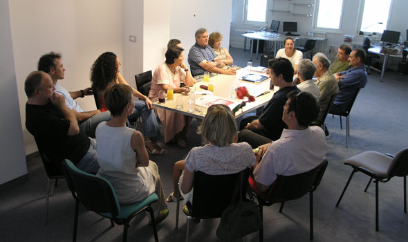 Оснивачка скупштина удружења Aqua et Archaeologia